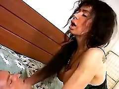 Solid man intense nails mature slut