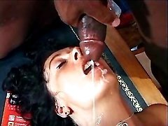 Busty mom gets fucked hard n jizzed