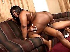 Free black mature porn video sample