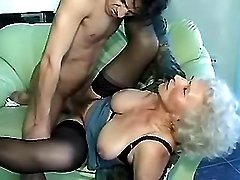 Ancient granny whore sex