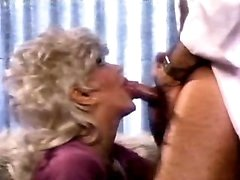 Glamour busty mature oral