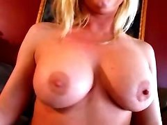 Milf with amazing boobs cockriding