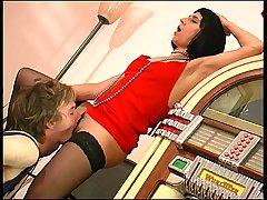 Alana&Tobias naughty mature action