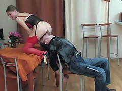 Madge&Mike awesome mature action