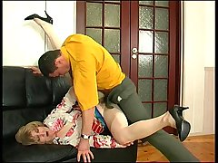 Elinor&Donald red hot mature video