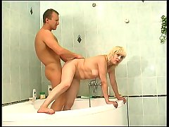 Carol&Adrian red hot mature action