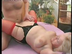 Chunky bbw slut vicky slammed super hard