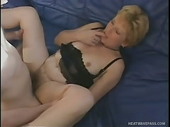 Busty mature hungry for hard sex