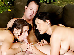 Mothers Teaching Daughters How To Suck Cock 06