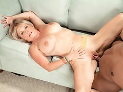 Lexi's Black Cock Attack