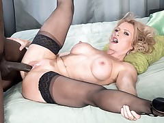 Amanda Verhooks, black cock ass slut
