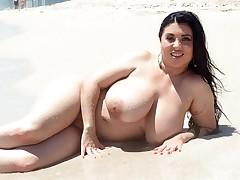 Daylene's Day At Haulover Beach