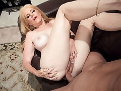 Young cock and a creampie